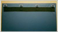 Image of panel wall padding||||