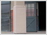 Image of column padding||||