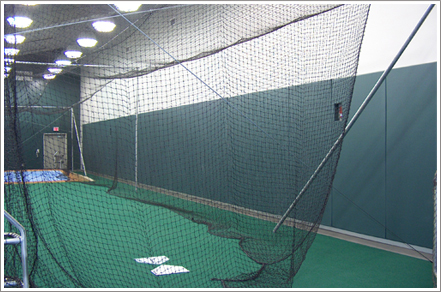 Standard batting cage nets||||