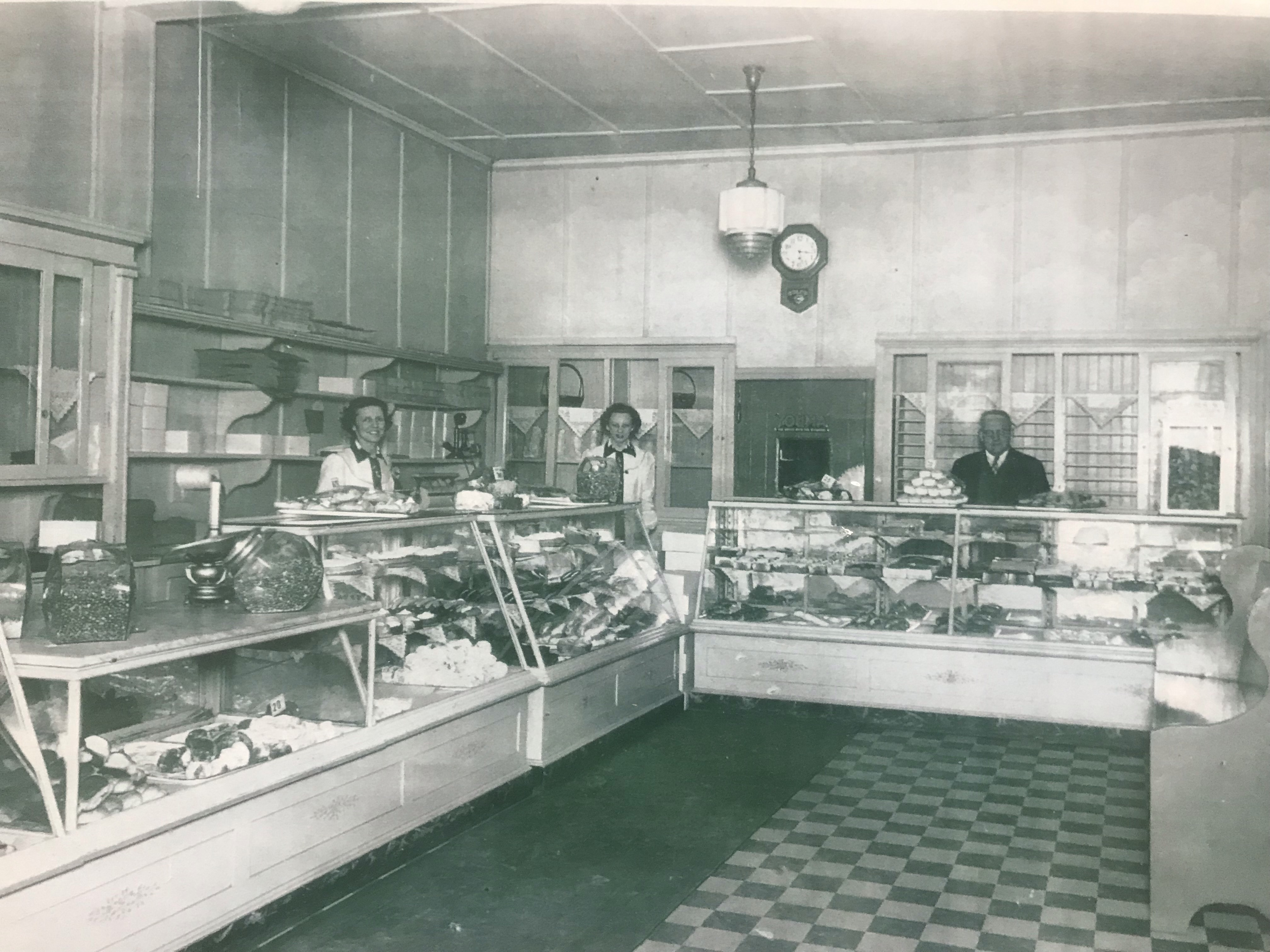 Old Reilly's Bakery