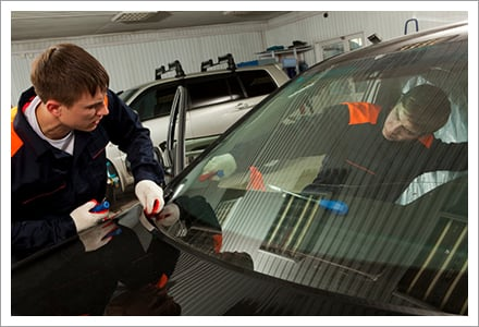 Auto glass services||||