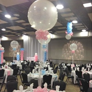 Prom Balloon Decor