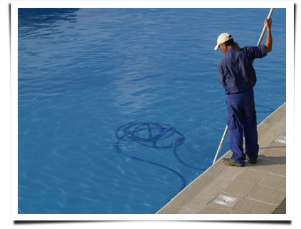 Pool maintenance services||||