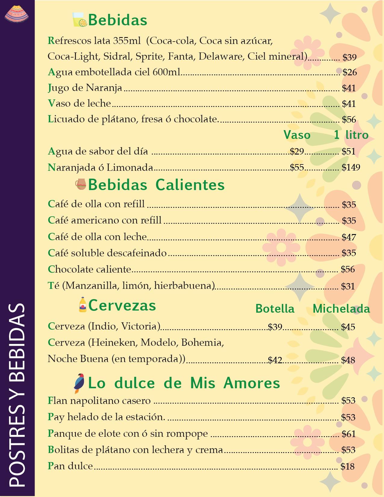 ENCHILADAS, MIS AMORES, ENCHIS, CHILAQUILES,SALSA, GARNACHA, NOGADA, CHILES