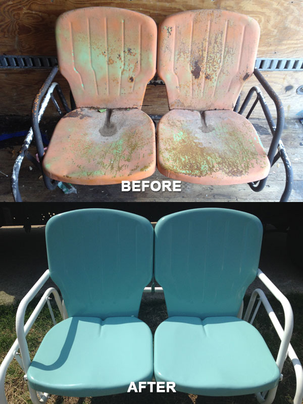 Ace outdoor restoration austin and san antonio tx for Outdoor furniture 78757