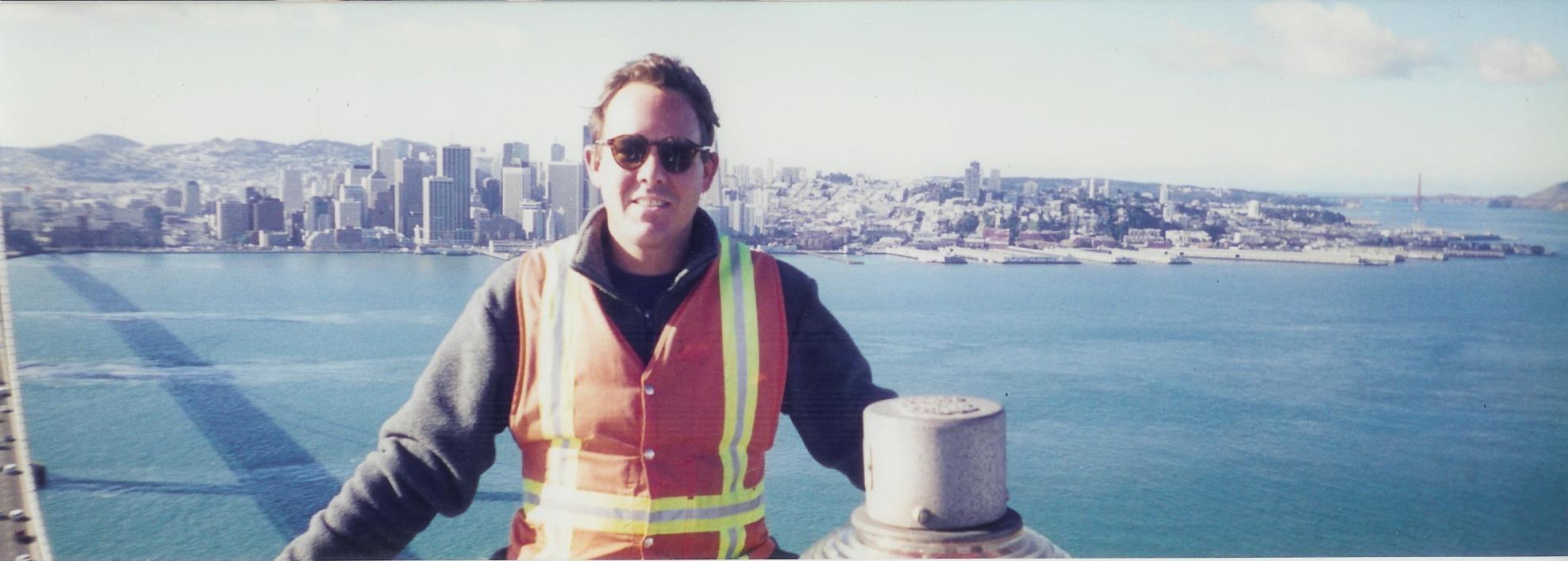 Top of the Bay Bridge