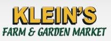 Klein's Quality Produce is a farm and garden market with two retails locations in Elgin, IL.