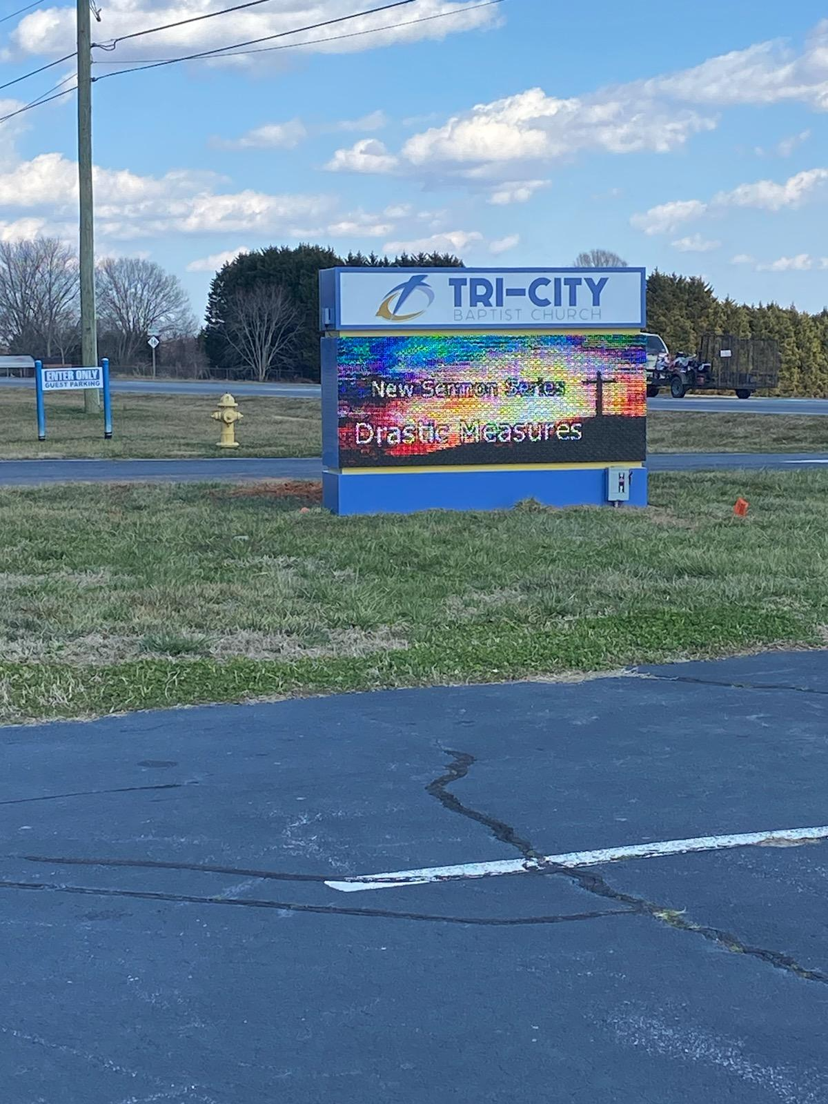 Tri-City BC Conover, NC