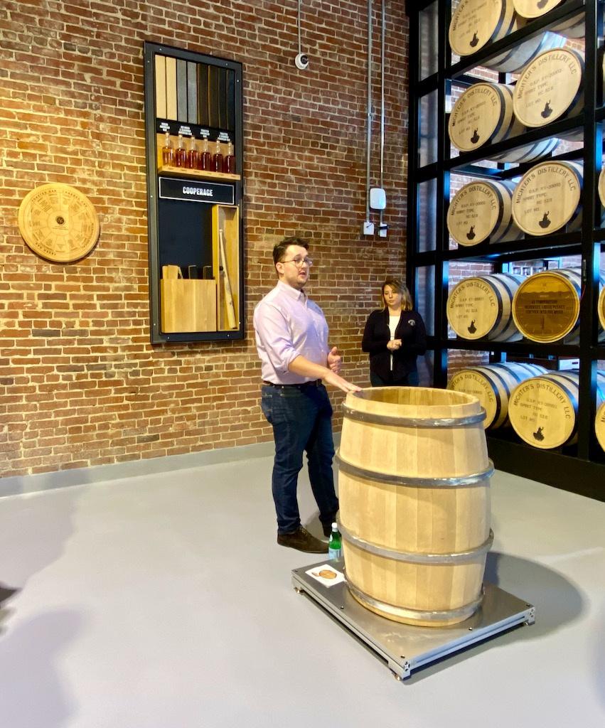 Barrel Education - Michter's Distillery