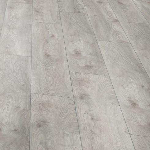 Piso laminado Terza Mammut Plus-Macro Oak White