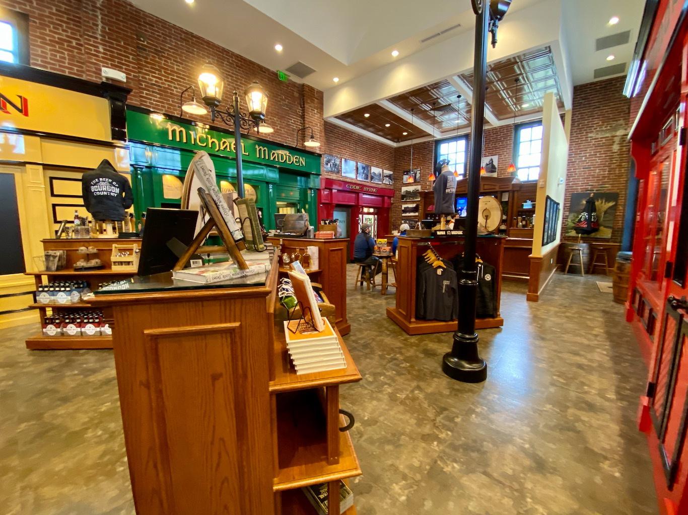 Visitor Center -Lexington Brewing & Distilling Co (Town Branch Distillery)