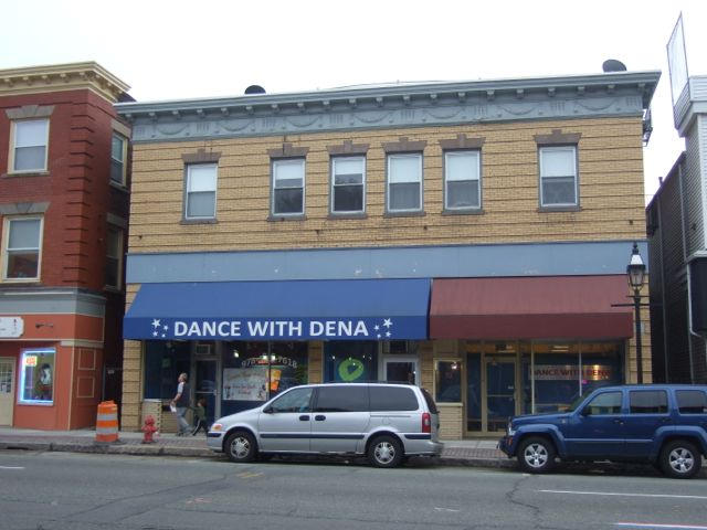 Peabody, MA - Downtown Mixed-Use Building