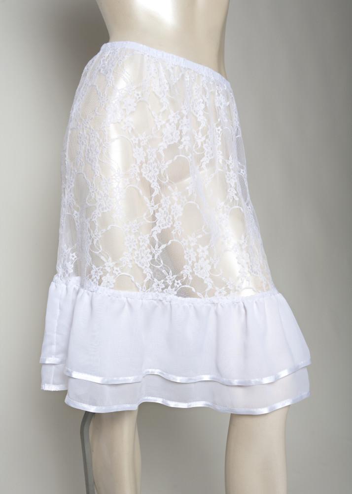 Diana Style  Skirt Length Extender Slip