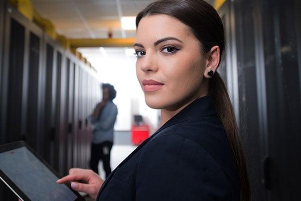 Female Engineer