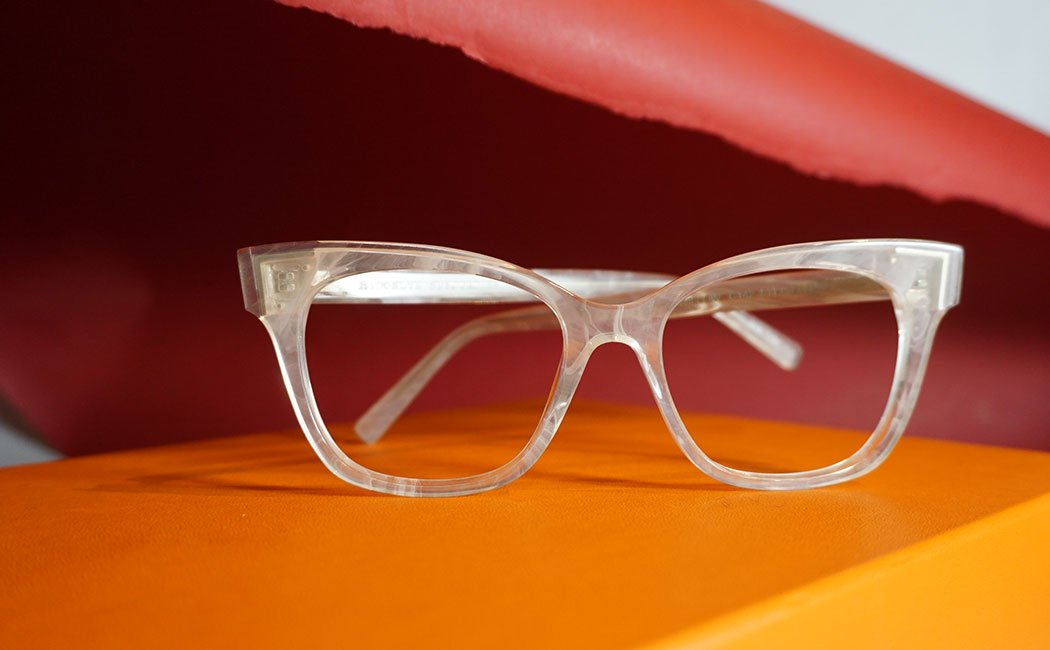 Eyeglasses With Clear Frames 2