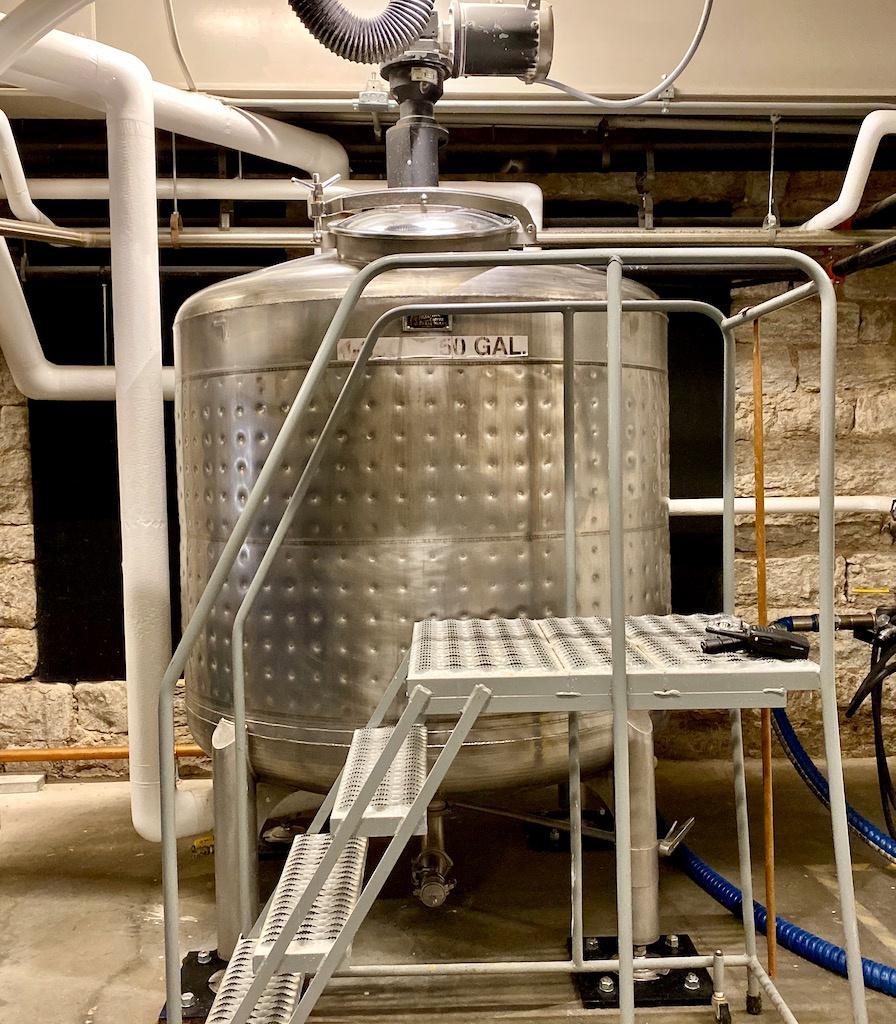 Mash Tun - Michter's Distillery