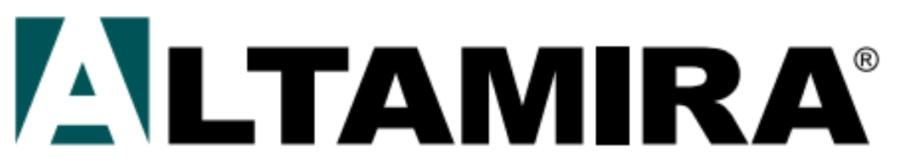 Resultado de imagen para altamira logo