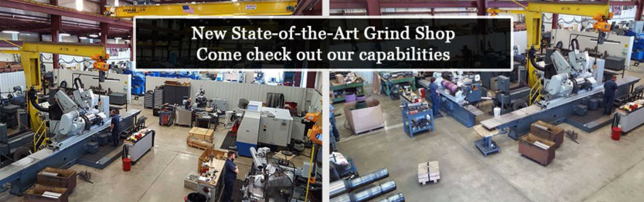 State-of-the-Art Grind Shop