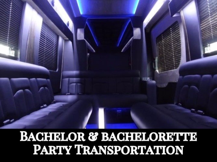 Bachelor & Bachelorette Party Transportation