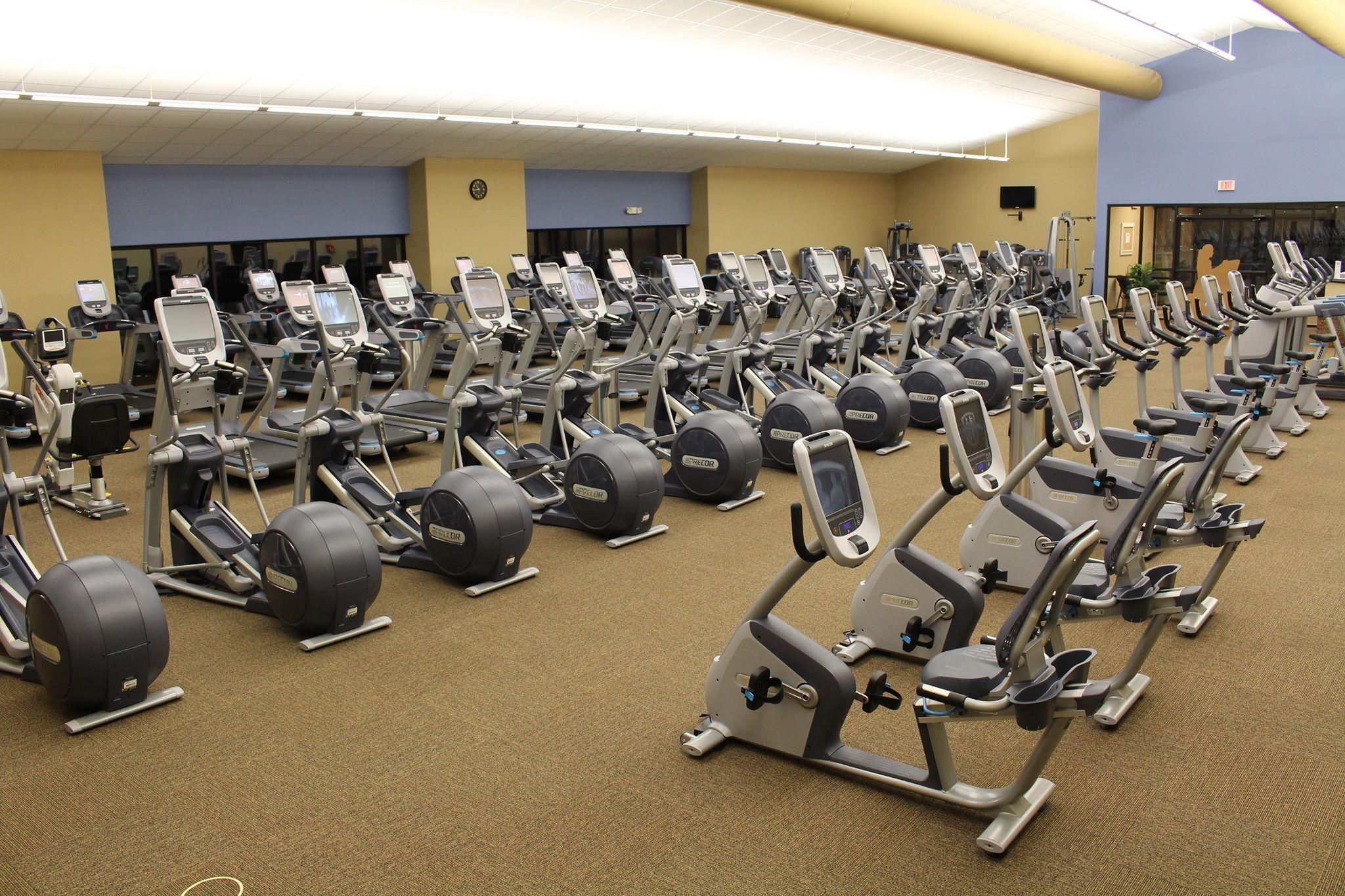 Core Fitness Garden City Kansas