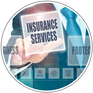 Business Insurance Services Concept