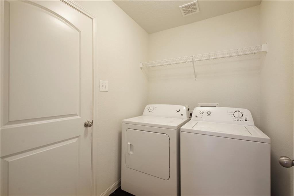 Assisted Living Facility Laundry Closet