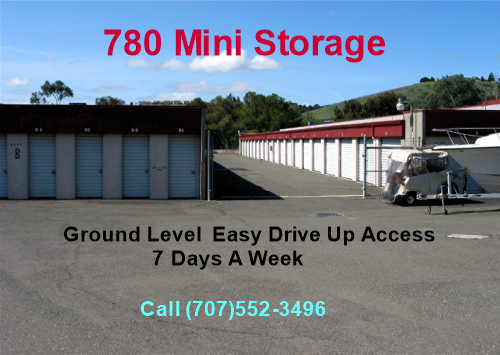 780 Mini Storage Grounds