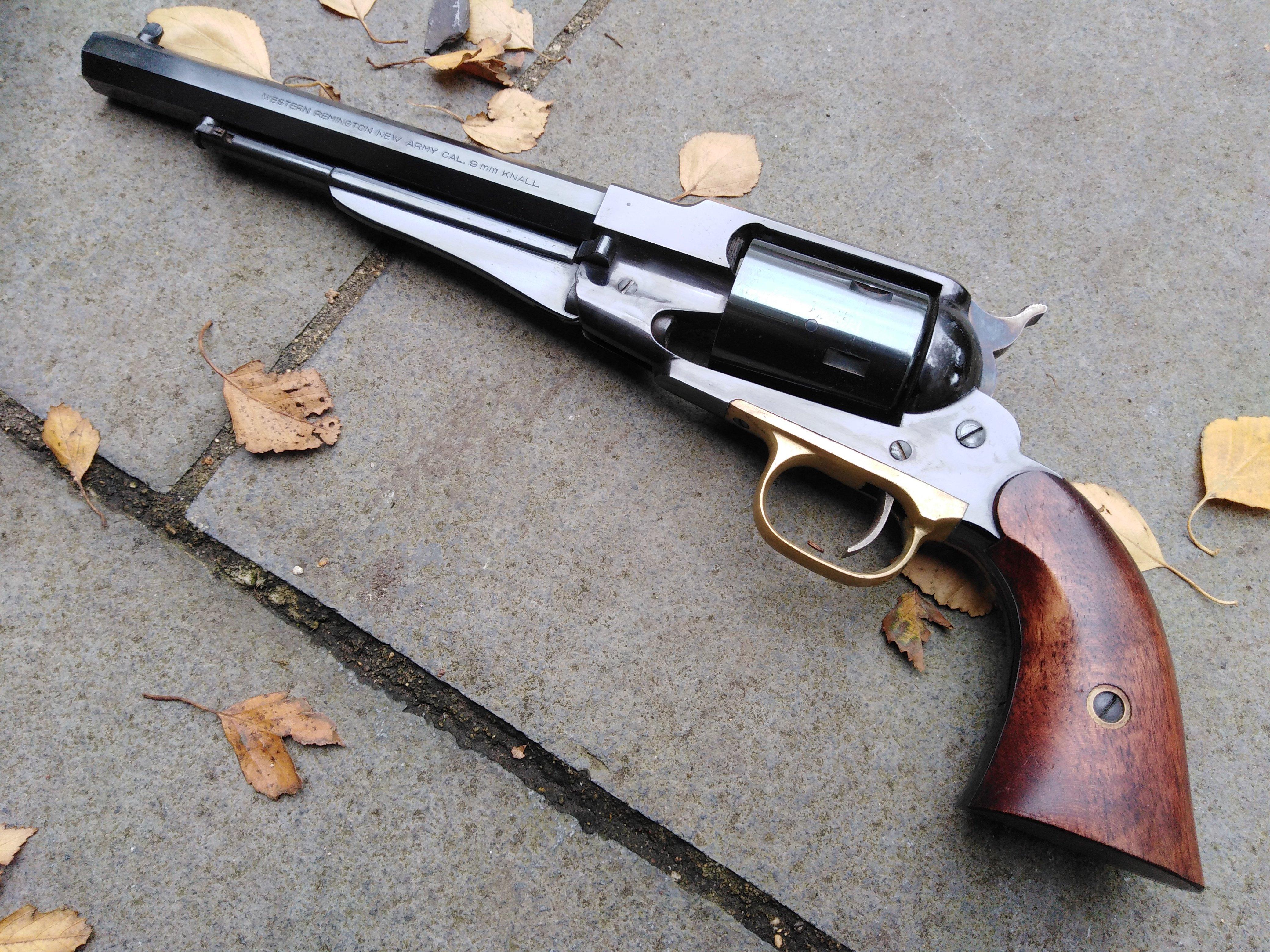 Pietta Remington 1858 Army