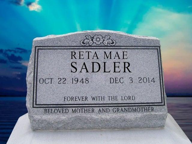 Slant 24 X 16 Reta Mae Sadler