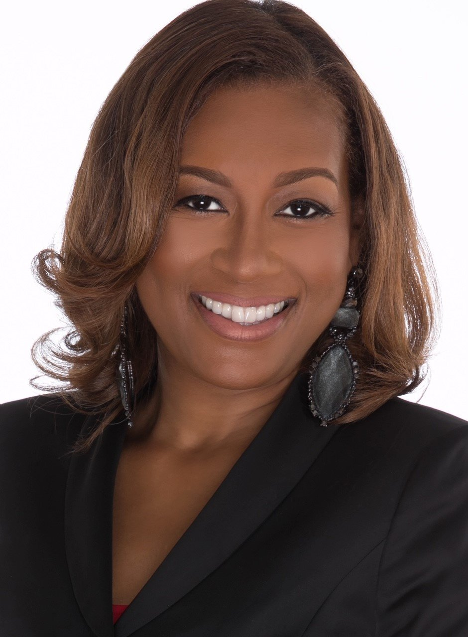 Luncheon Speaker Darlene Brown, President Divine Empowerment