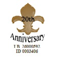 20th Anniversary Logo||||
