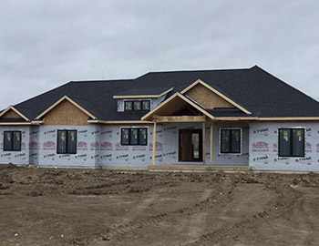 New Construction Roofing 6500 Sq. Ft.