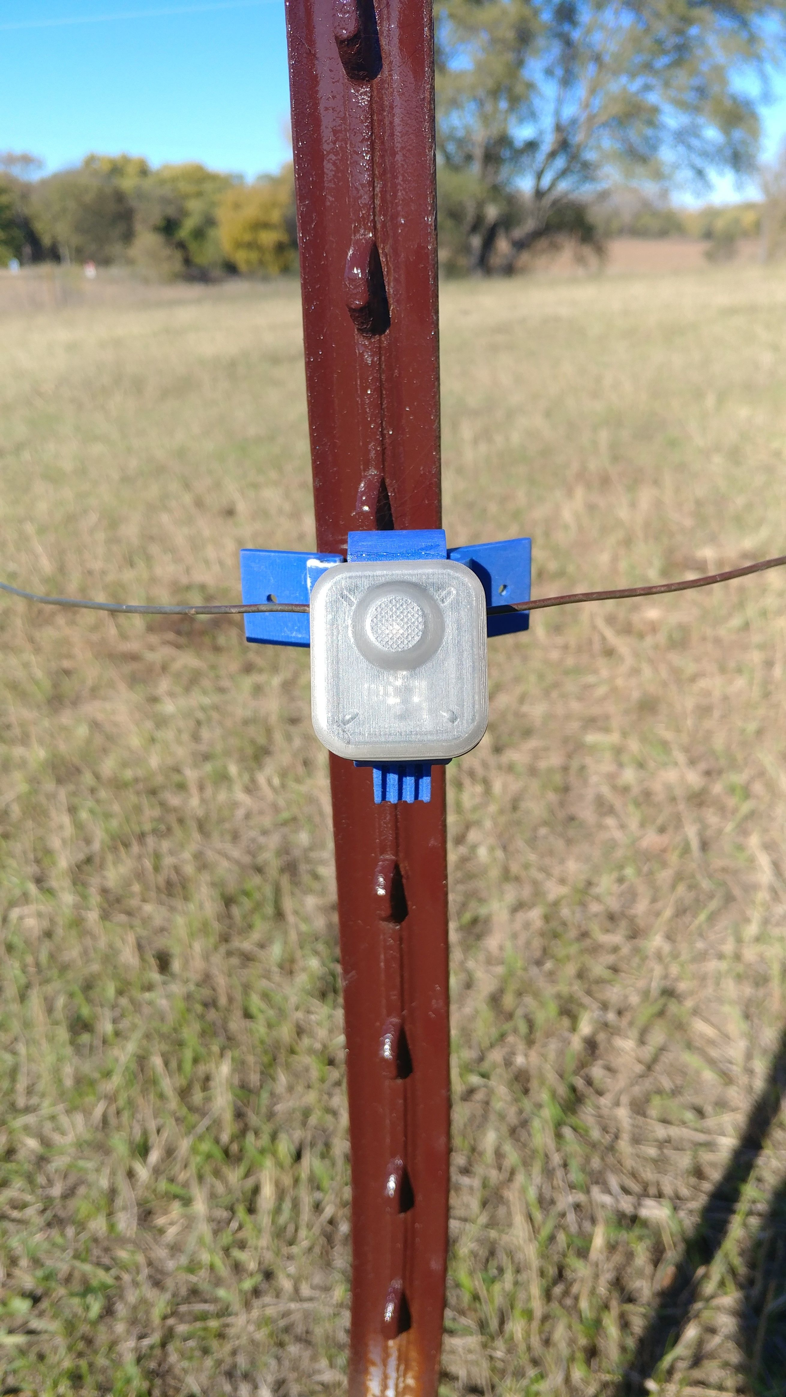 Fence Monitor