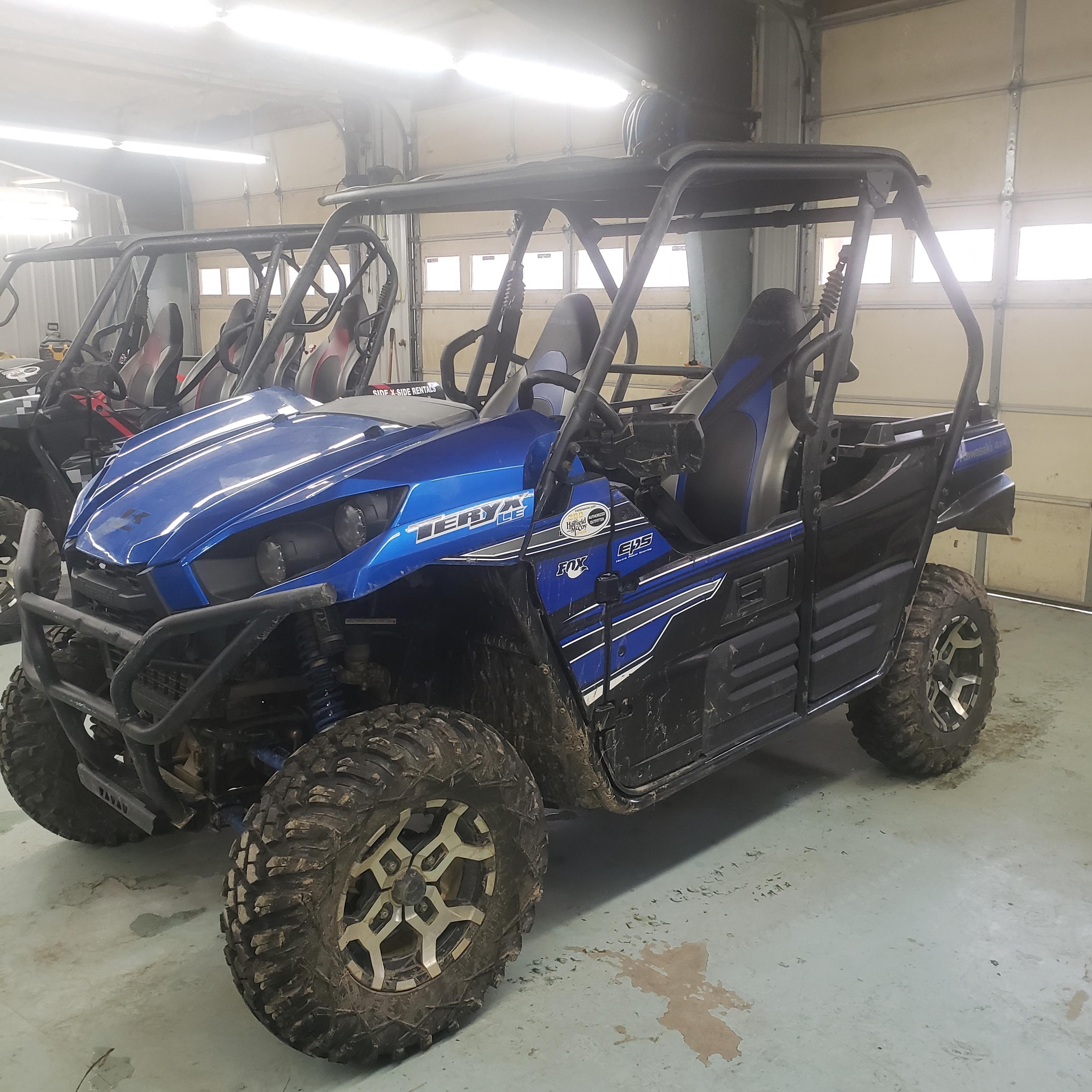 Kawasaki Teryx 800 2 seater