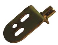 VAR0052H BISAGRA DE PERNO TROPICALIZADA 12 mm VAR0052I  BISAGRA DE PERNO TROPICAIZADA 16mm
