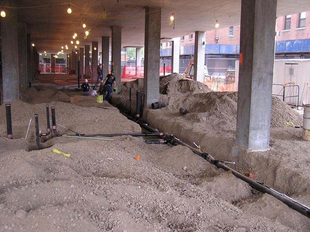 Hospital Plumbing Works