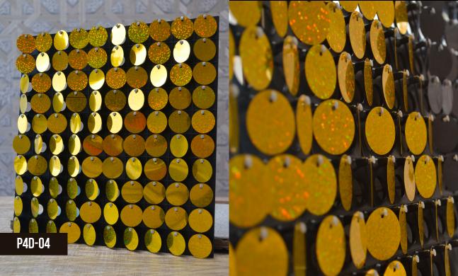 Panel Decorativo 4D