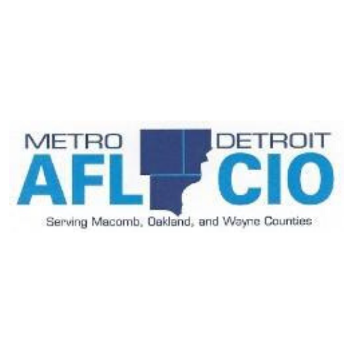 Detroit AFLCIO logo