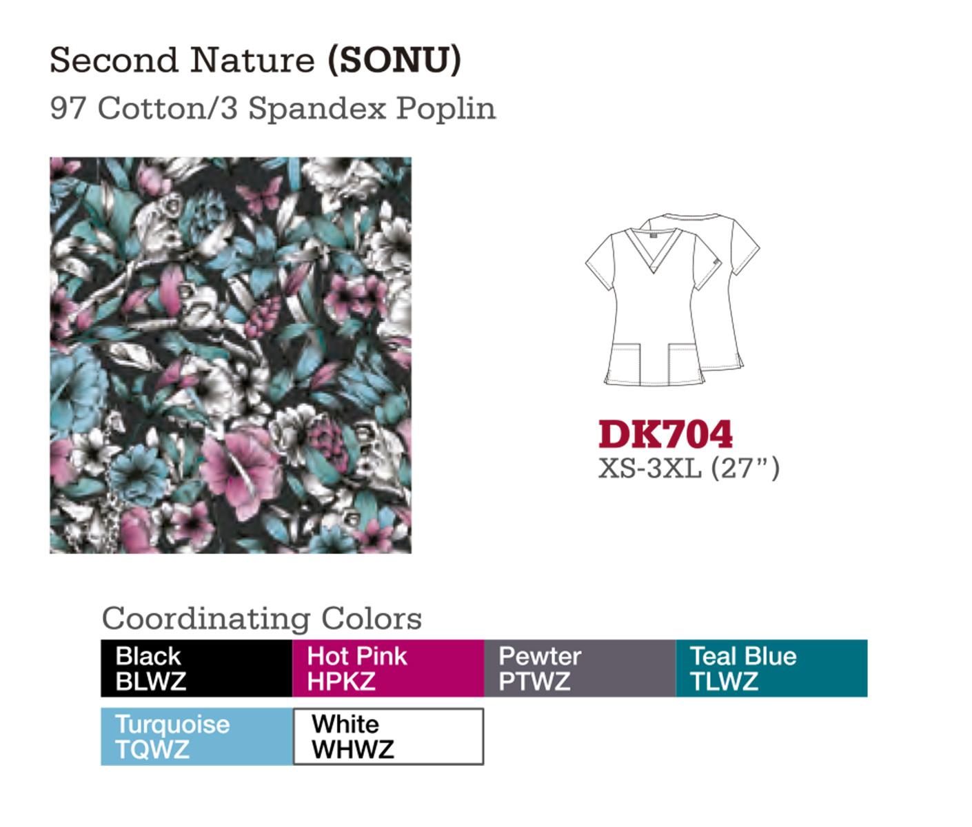 Second Nature. DK704.