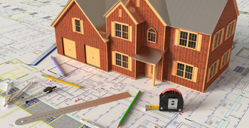 Residential and Commercial Construction - Conceptual Image