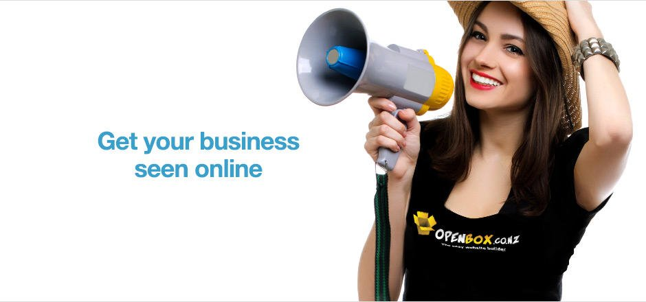 Get your business seen online