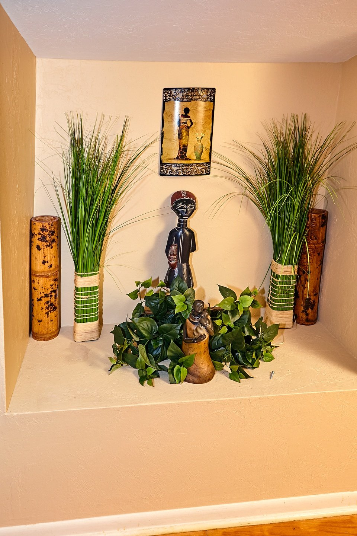 Foyer Plant Displays