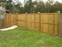 Wooden Fence 2