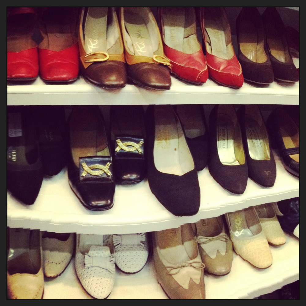 Vintage Shoes and Boots for Gals & Guys