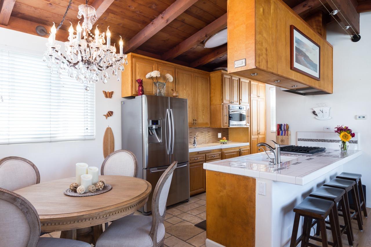 Hermosa Beach House 1 Kitchen 2