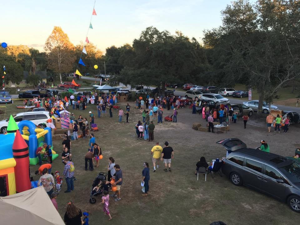Trunk R Treat 2016