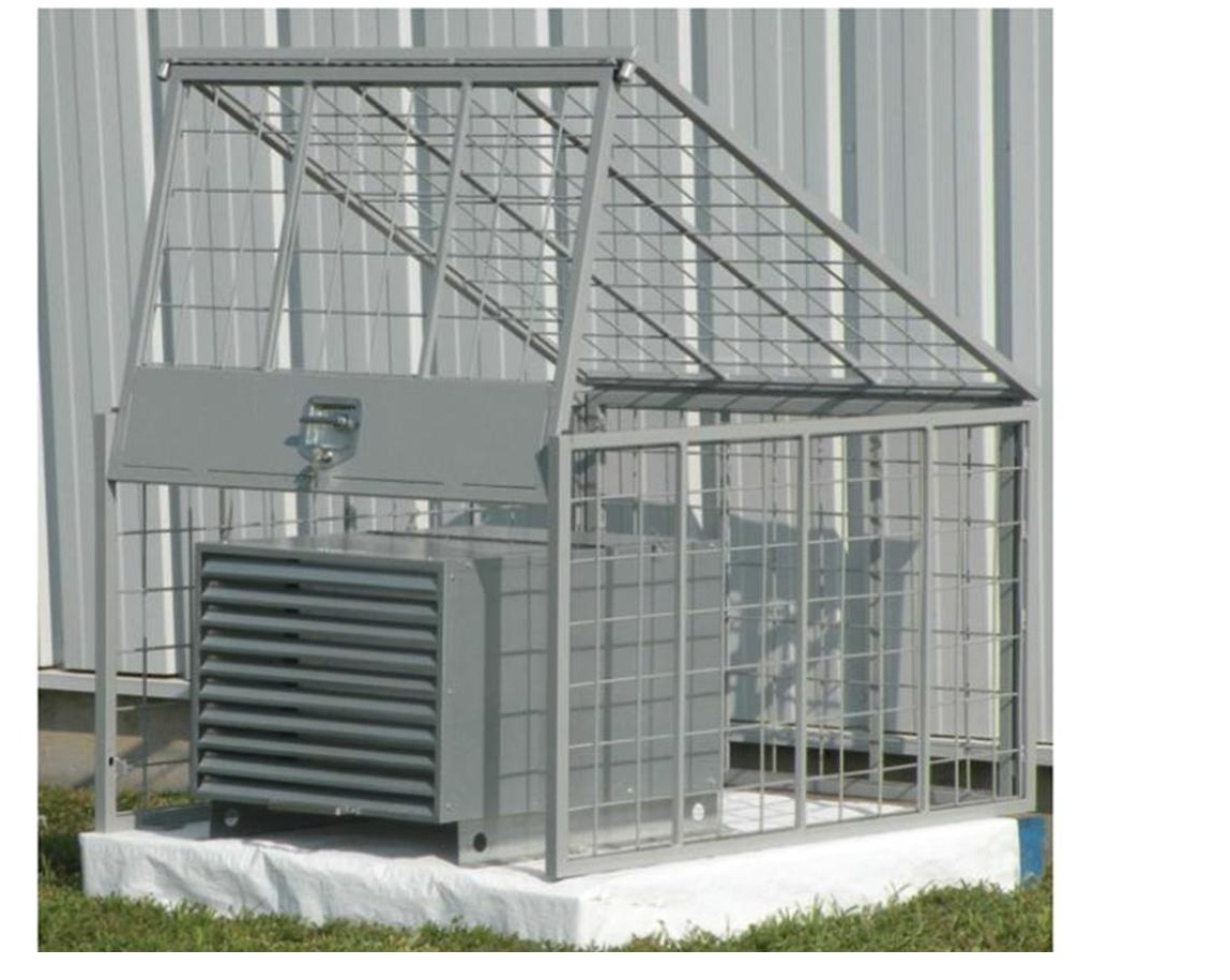 SC Series Theft Deterrent Cage