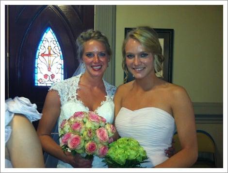 Special wedding flowers    