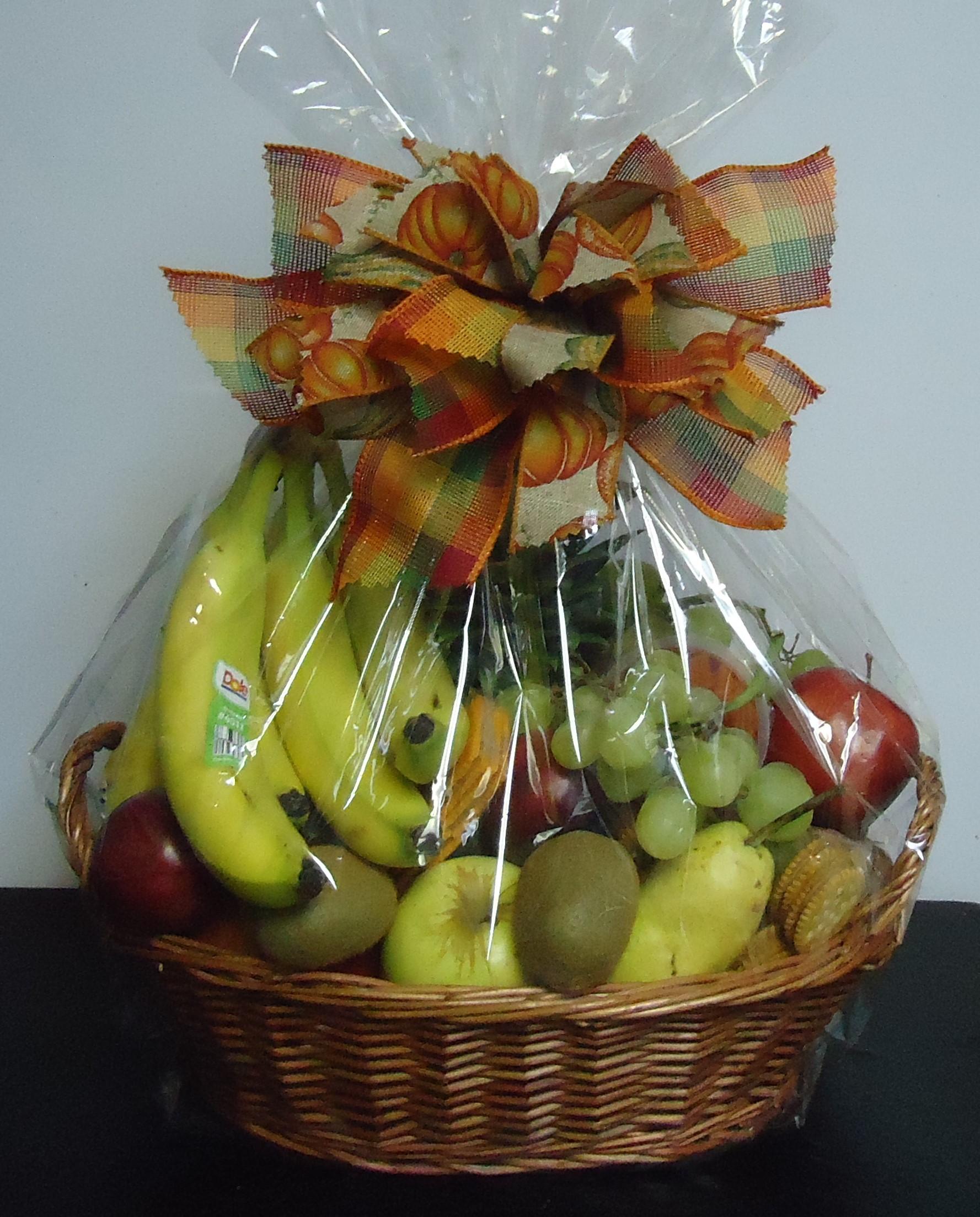 "(22)  ""Fruit"" Basket (Need 24 Hour Notice) $60.00"