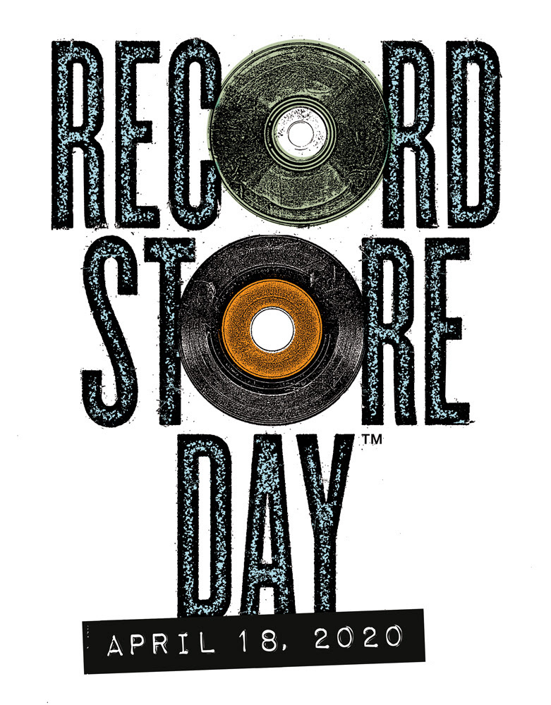 Record Store Day, April 18 2020